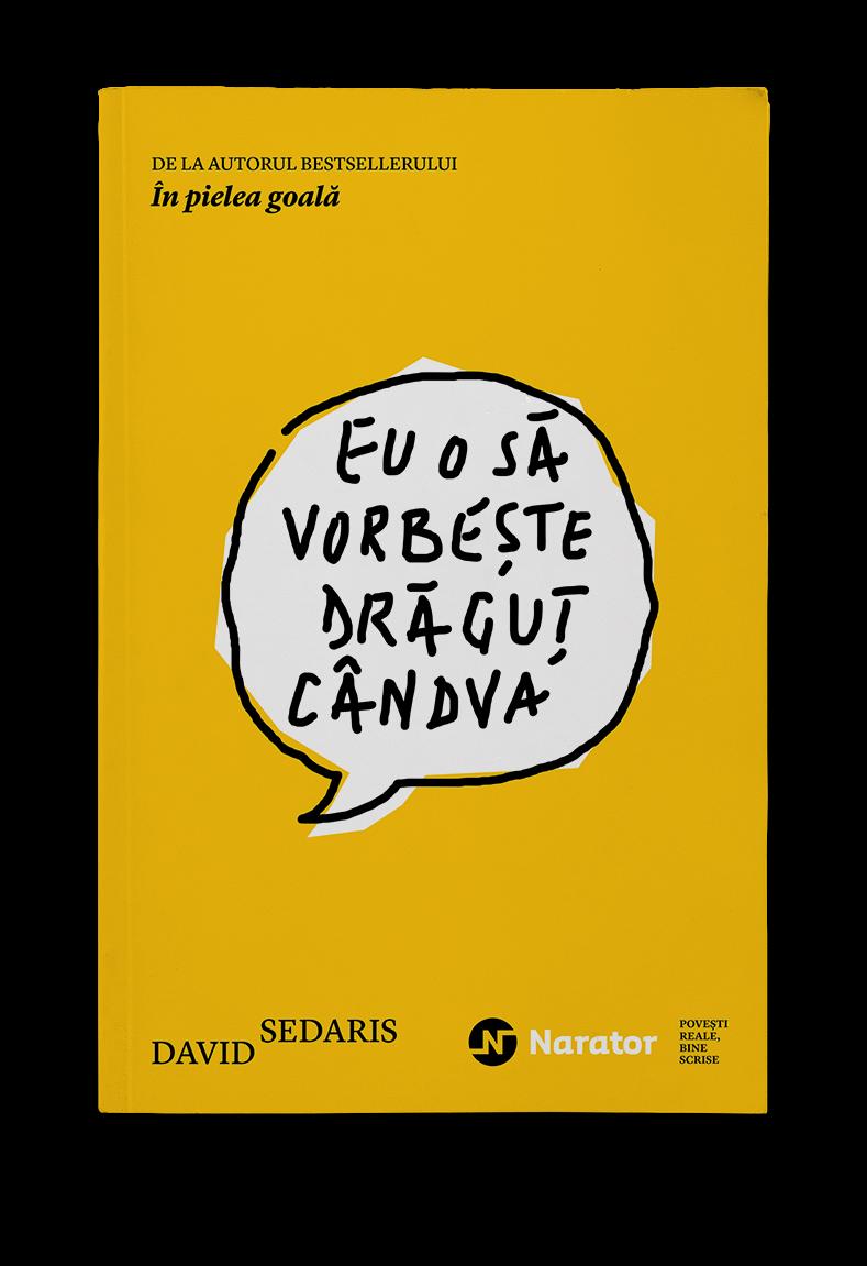 David Sedaris | Eu o să vorbește drăguț cândva