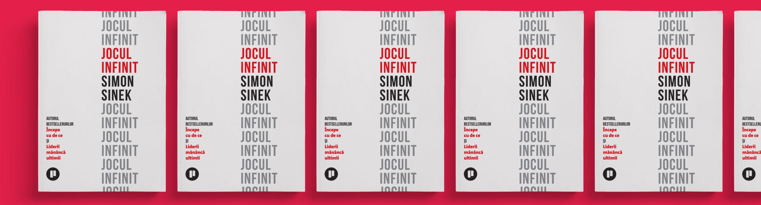 Simon Sinek despre jocul infinit