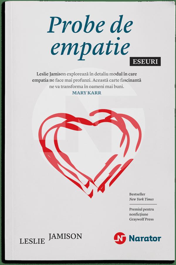 Probe de empatie | Leslie Jamison