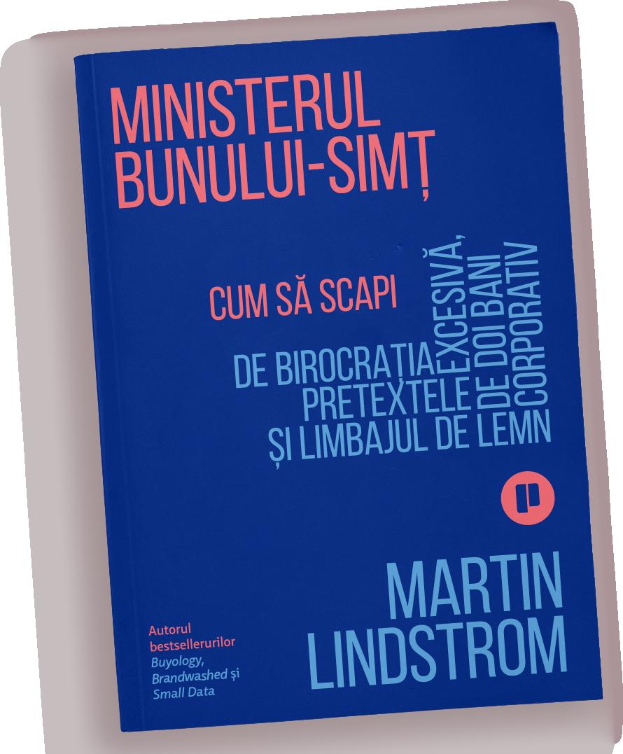 Ministerul bunului-simț · Martin Lindstrom